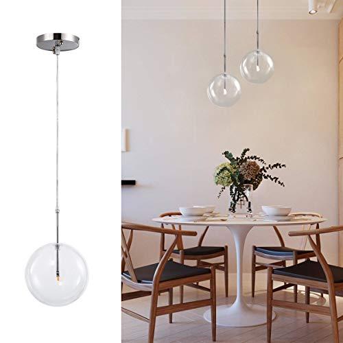 Industrial Globe Pendant Light in US - 6