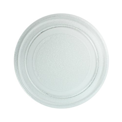 First4Spares Microwave Smooth Glass Turntable Plate for Asda Microwaves ()