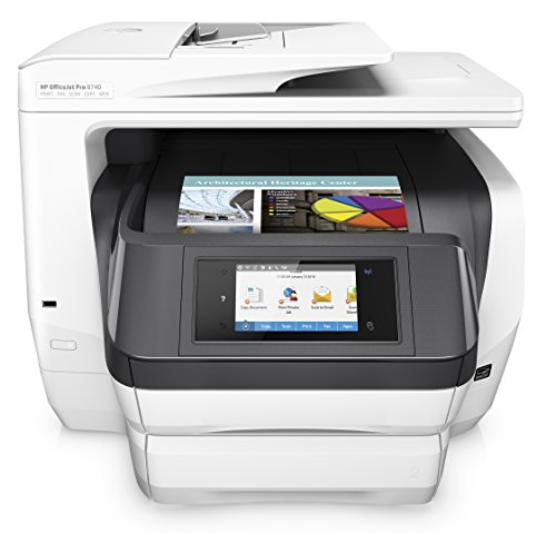 Amazon.com: HP OfficeJet Pro 8740 Wireless All-in-One Photo ...