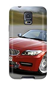 Anti-scratch And Shatterproof New Bmw Z4 2011 Car Phone Case For Galaxy S5/ High Quality Tpu Case