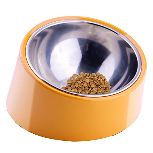 (Food Bowl Especially Suitable For Dog Squashed Nose Or Amblyopia, 1)