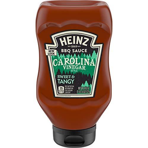 Heinz Carolina Vinegar Style BBQ Sauce, 18.6 oz Bottle