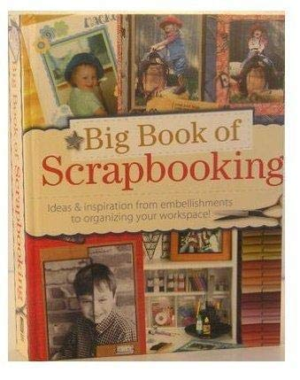Big Book of Scrapbooking Memory Makers
