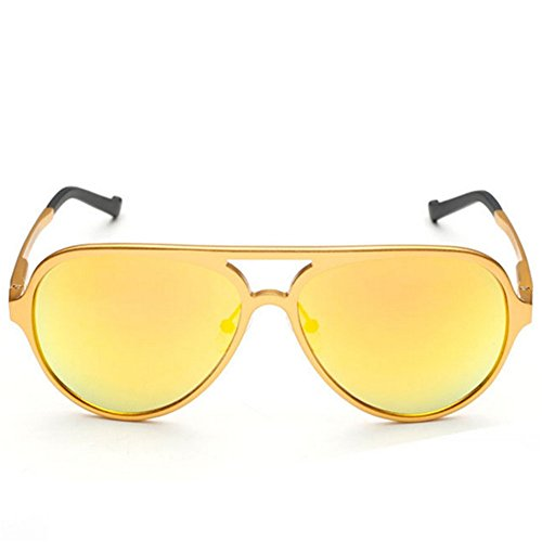 Hikote #8560 Man Women Cool Avaitor Summer Fashion Personality - Code Sunglasses Discount Electric