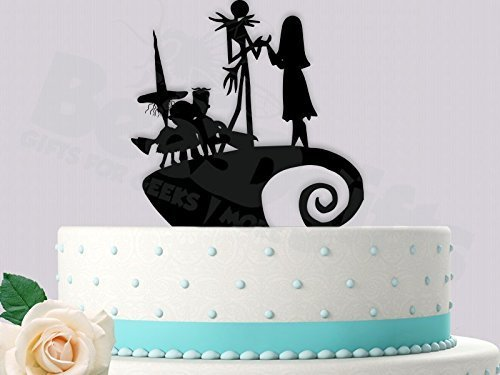 Jack and Sally With Lock, Stock and Barrel