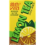 Vitasoy VITA LEMON TEA DRINK, 6 count
