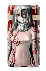 New Deadman Wonderland Protective Galaxy Note 3 Classic Hardshell Case