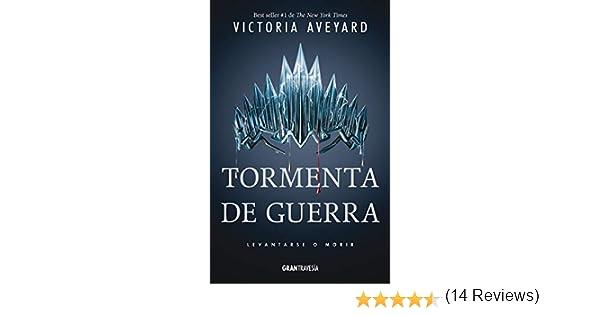 Tormenta de guerra: La Reina Roja 4 eBook: Victoria Aveyard ...