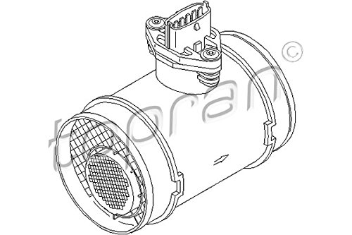 Mass Air Flow Sensor MAF Fits OPEL Vectra C Signum Frontera B 2.0-2.2L 1998-