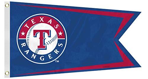 MLB Texas Rangers Boat and Golf Cart Flag