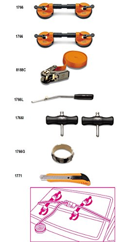 1766 /8-8 TOOLS FOR CAR GLASS WINDOWS by Beta Tools