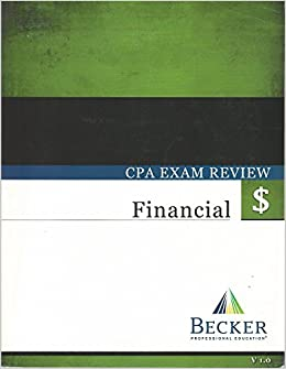 Becker cpa exam review financial version 10 2013 amazon books fandeluxe Images