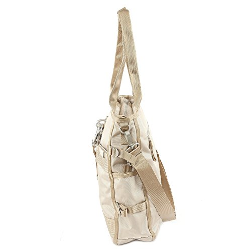 George Gina & Lucy Magic Maki Borsa tote Shopper 34 cm Beige