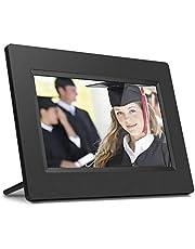 Aluratek N/A Digital Frame, Black (ADPF07SF), 7 Inch