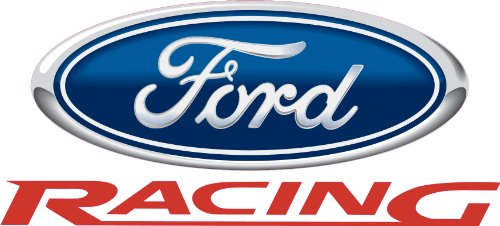 Ford Racing Decal 6