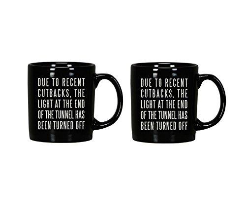 - Cutbacks - Twin Mug Set -