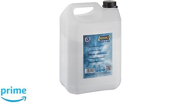 Hazet 9045p de 5s Soda Mineral Inyección Central, volumen 5 kg: Amazon.es: Bricolaje y herramientas