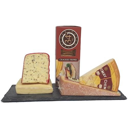 Beer Cheese Assortment by Gourmet-Food