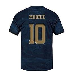 ZAIYI Football T-Shirt (Luka Modric-10 Football Sportswear T-Shirts Hommes et Femmes Fans Must Must.