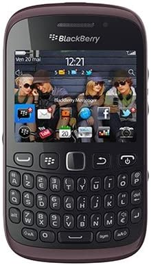 BlackBerry Curve 9320 - Smartphone con teclado (Bluetooth), color ...