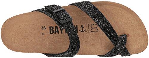 sandales 10283 Ba Tongs Noir Bayton YSw7U5qq