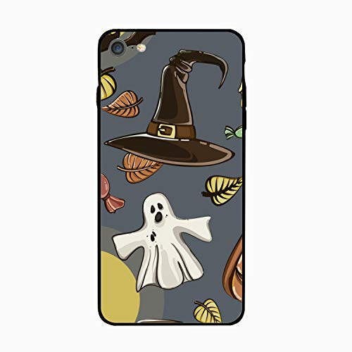 Happy Halloween Custom iPhone6 Cover Ultra Thin Hard PC Compatible for iPhone 6 Case 4.7
