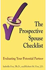 The Prospective Spouse Checklist: Evaluating Your Potential Partner Paperback