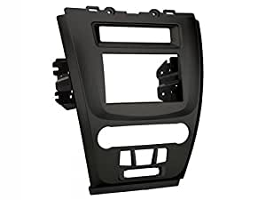 Scosche Dash Kit for 2011 Ford Fusion Din with Pocket or Double Din (Black)