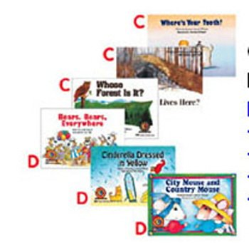 Creative Teaching Press Learn To Read Variety Pk 6 Level Cd by Creative Teaching Press