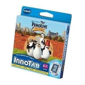 VTech - InnoTab Software - Penguins Of Madagascar