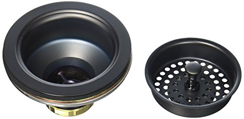 Kohler K-R8799-C-BRZ Sink Strainer with Less Tailpiece, ()