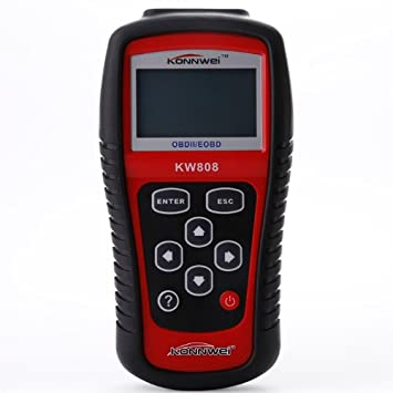 Agm Konnwei Kw808 Obd2 Eobd Car Scanner Diagnostic Tool Code Reader