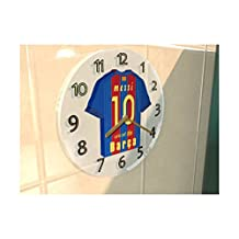 FC Barcelona - PERSONALISED Acrylic Wall Clock