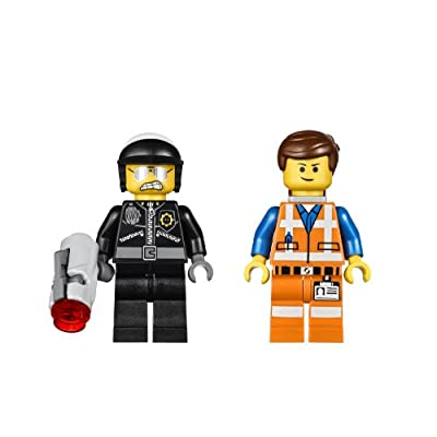 LEGO Movie 70802 Bad Cop's Pursuit (Discontinued by Manufacturer): Toys & Games