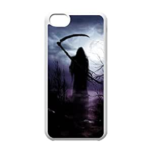LGLLP Grim Reaper Phone case For Iphone 5C [Pattern-4]