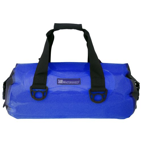 (Watershed Chattooga Waterproof Duffel (Blue))