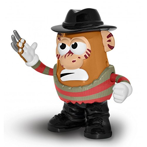 Potato Head Toy Ppw Collectibles PPW02896 Accessory Consumer Accessories PPW A Nightmare on Elm Street Freddy Krueger Mr