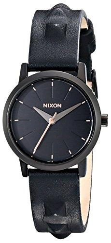 Nixon Women's A3981669 Kenzi Leather Watch