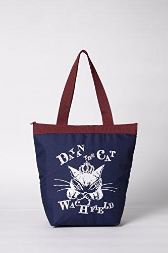 猫のダヤン 保冷バッグ&ペットボトルホルダー BOOK 画像 B
