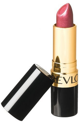 Revlon Super Lustrous Lipstick Pearl, Iced Amethyst 625, 0.15 Ounce
