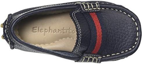 Elephantito Boys Club Loafer - Navy Toddler 6.5 Toddler