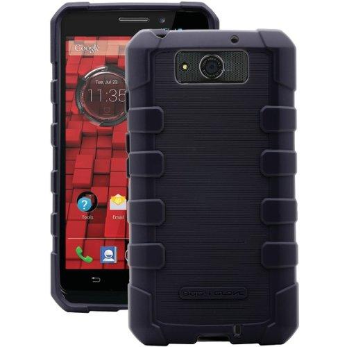 Body Glove Motorola Droid Ultra Dropsuit Rugged Series Case - Retail Packaging - Black