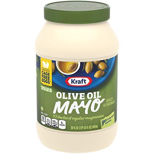 (Kraft Olive Oil Mayo, 30 fl oz Jar )