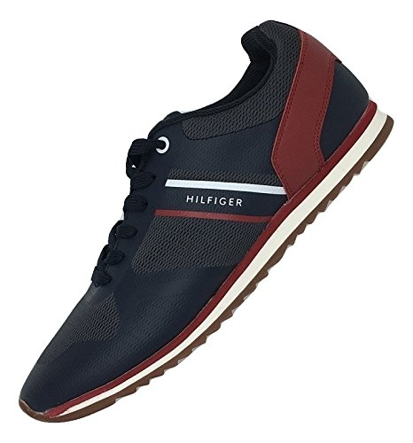Tommy Hilfiger Sneakers, Men,s Signature Sneakers, Szie: 45 UK 10.5
