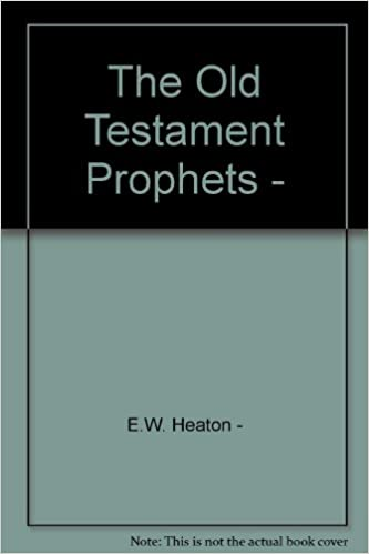 The Old Testament Prophets