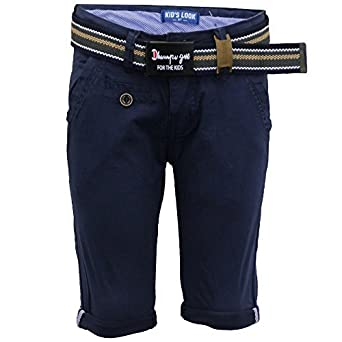 d5705da9d038 Kid s Look Boys Shorts BV33 Dark Blue Size 4-3 4 Years  Amazon.co.uk ...