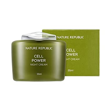 Nature Republic Cell Power Night Cream, 55ml