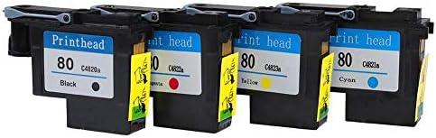 Mugast HP 80 Cabezal de Impresión, Cabezal de Impresión Original ...