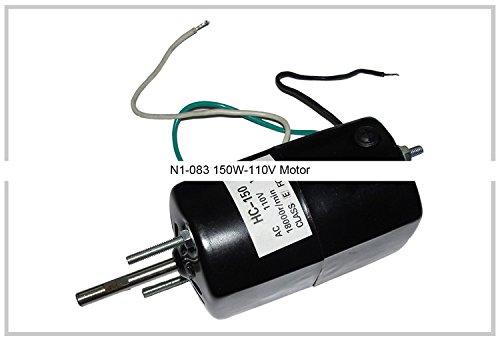 N1-083 150W-110V Motor/motor for SIEG N1 machine by MUCHENTEC