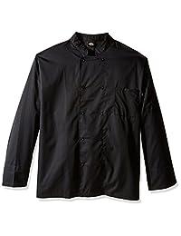 Dickies Chef Mens Cool Breeze Long-Sleeve Coat Chef's Jacket